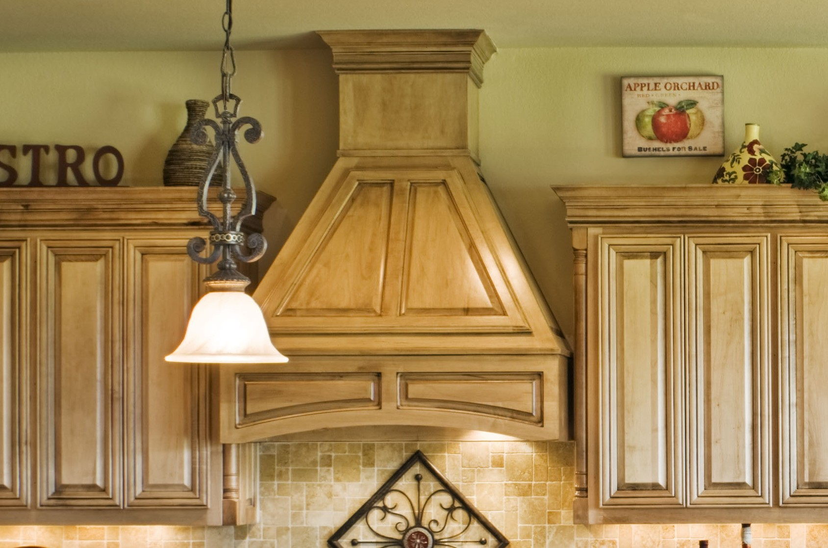 Custom Vent Hoods Burrows Cabinets Central Texas Builder direct
