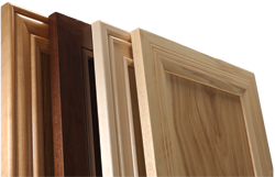 Burrows cabinet door and material selection
