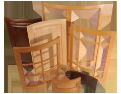 Radius Cabinet Doors