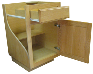 Quality Base Cabinet Construction