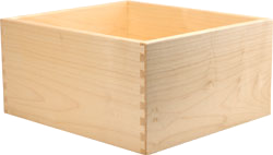 Burrows Cabinets' dovetail drawer box
