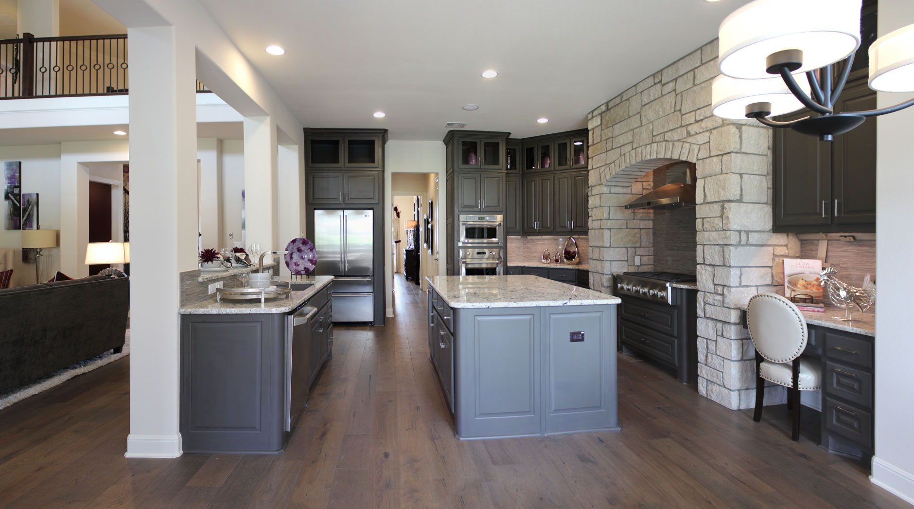 Choose Flooring That Complements Cabinet Color Burrows