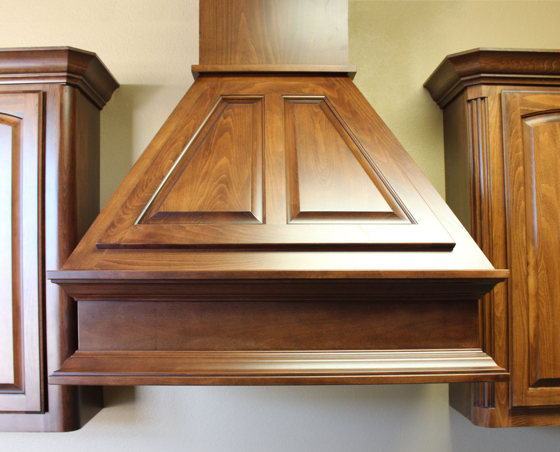 Vent Hood Classic Burrows Cabinets Central Texas
