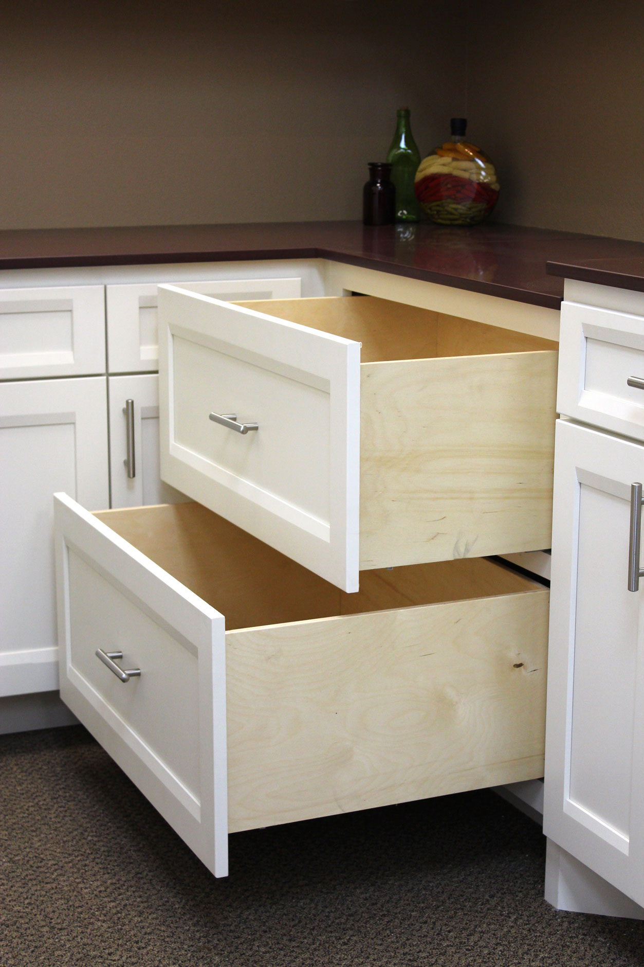 Universal kitchen design - Burrows Cabinets