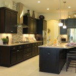 Burrows Cabinets kitchen in Beech Rye with Briscoe doors