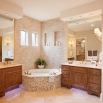 Burrows Cabinets master bath