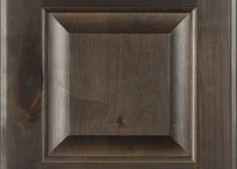 5-Piece Raised Panel in Knotty Alder Driftwood