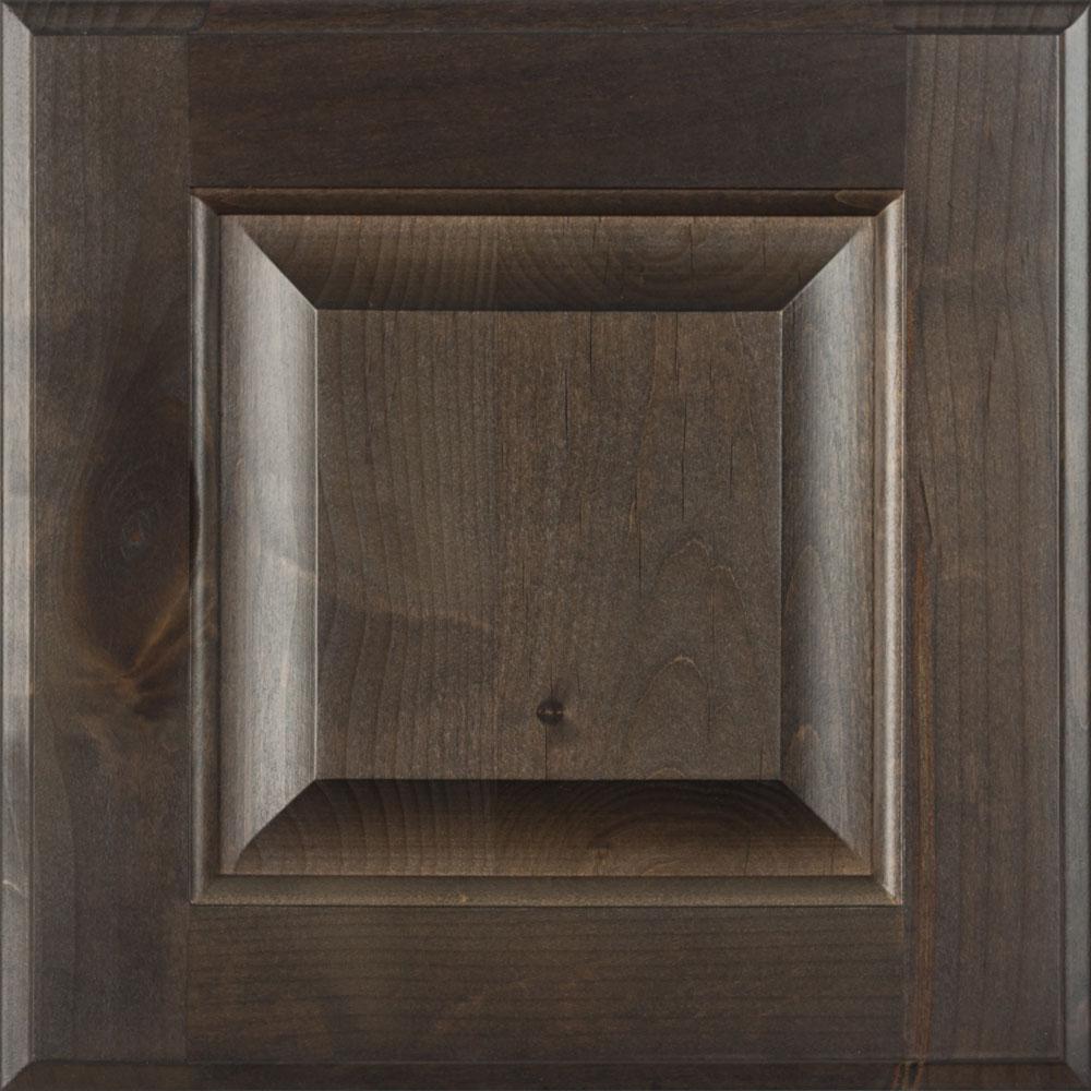 Knotty Oak Kitchen Cabinets: 5-Piece Raised Panel In Knotty Alder Driftwood