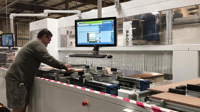 Burrows Cabinets Precision CNC Cabinetmaking