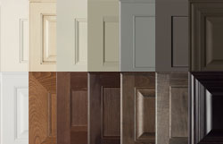 Burrows Cabinets color selection