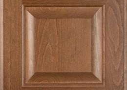 Burrows Cabinets' Beech 5-piece raised panel door in Bali