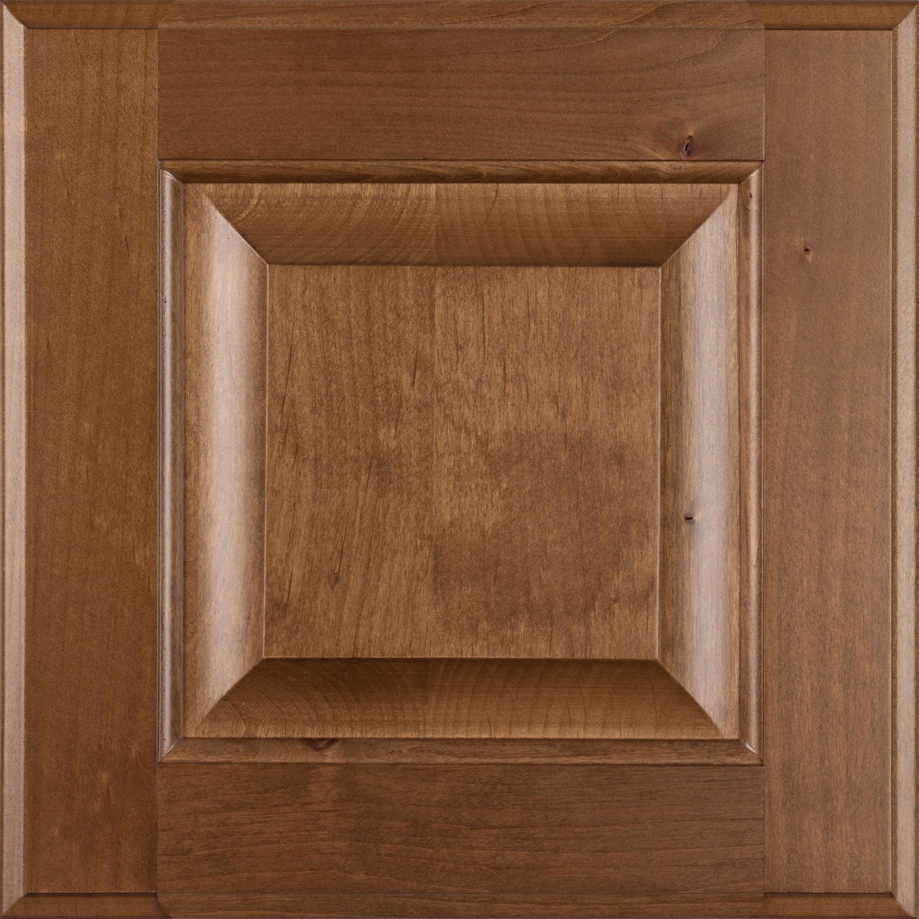 5 Piece Raised Panel In Clear Alder Bali Burrows
