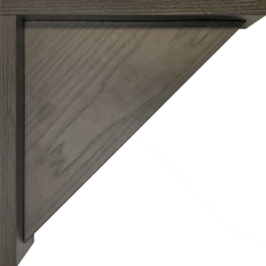 Burrows Cabinets' EVRGRN Solid Corbel in Vattern