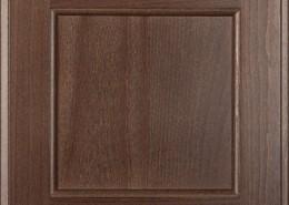 Burrows Cabinets flat panel door in Beech - Barbado