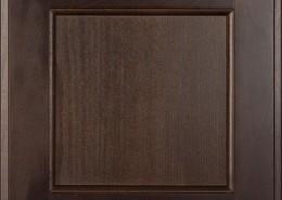 Burrows Cabinets flat panel door in Beech - Kona