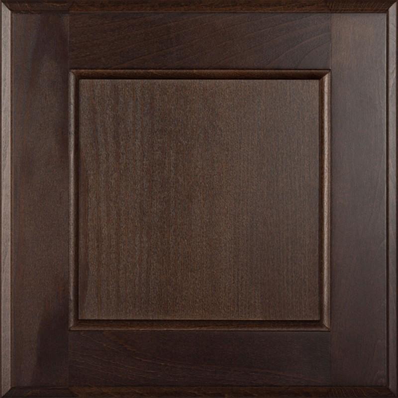 Burrows Cabinets Cameron flat panel door in Beech - Kona