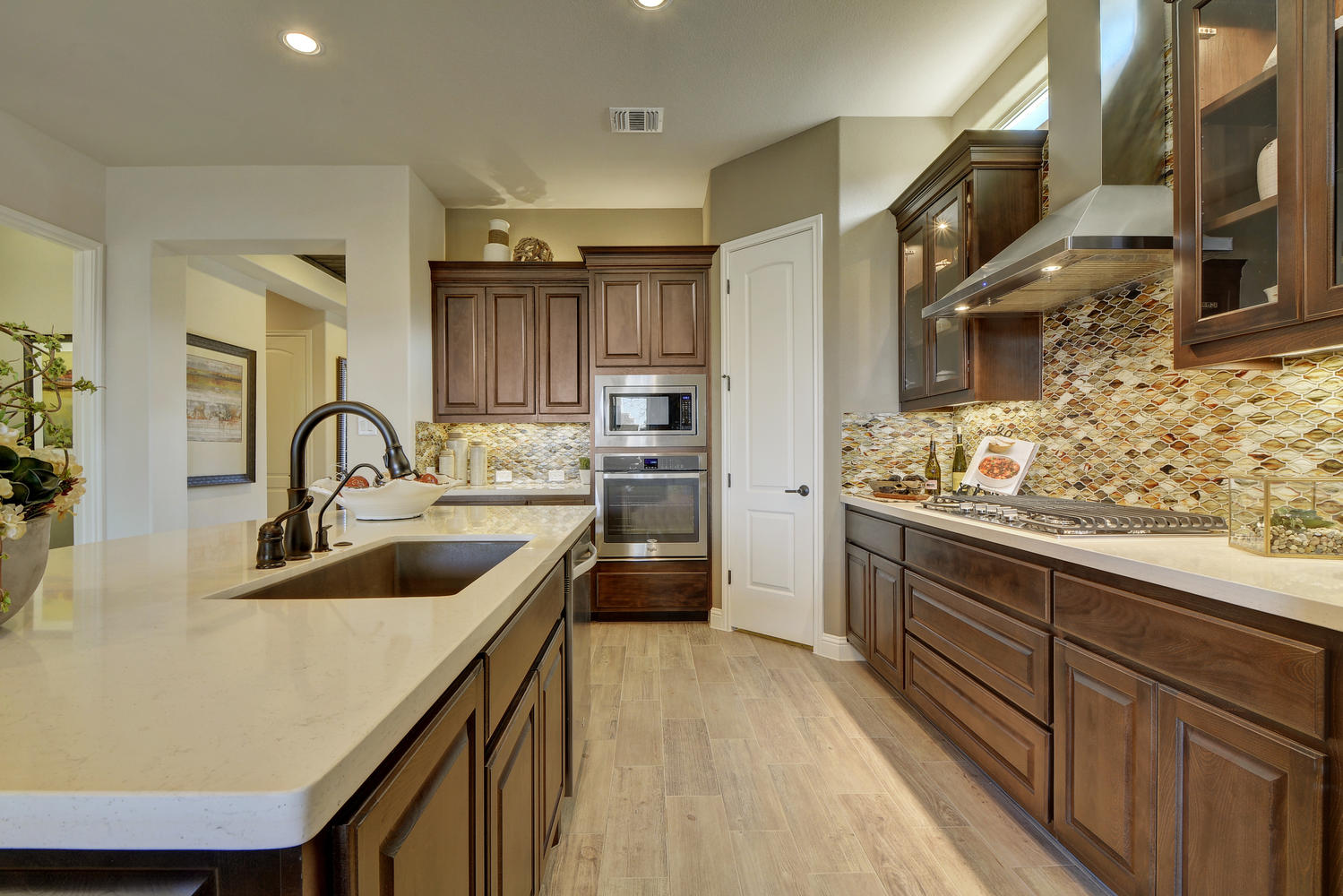 include varnished wood cupboards from style granite doors beech cupboard kitchen semihandmade kansas drawers door brown cabinet cabinets countertop covers cream