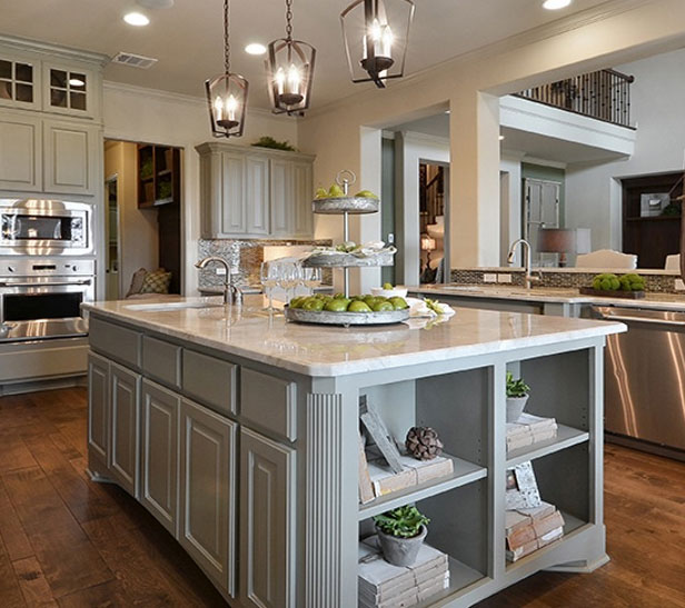 Kitchen Cabinet Design Island Options