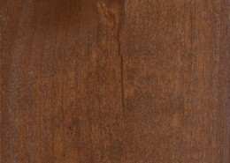 Burrows Cabinets' Knotty Alder in Ambrose