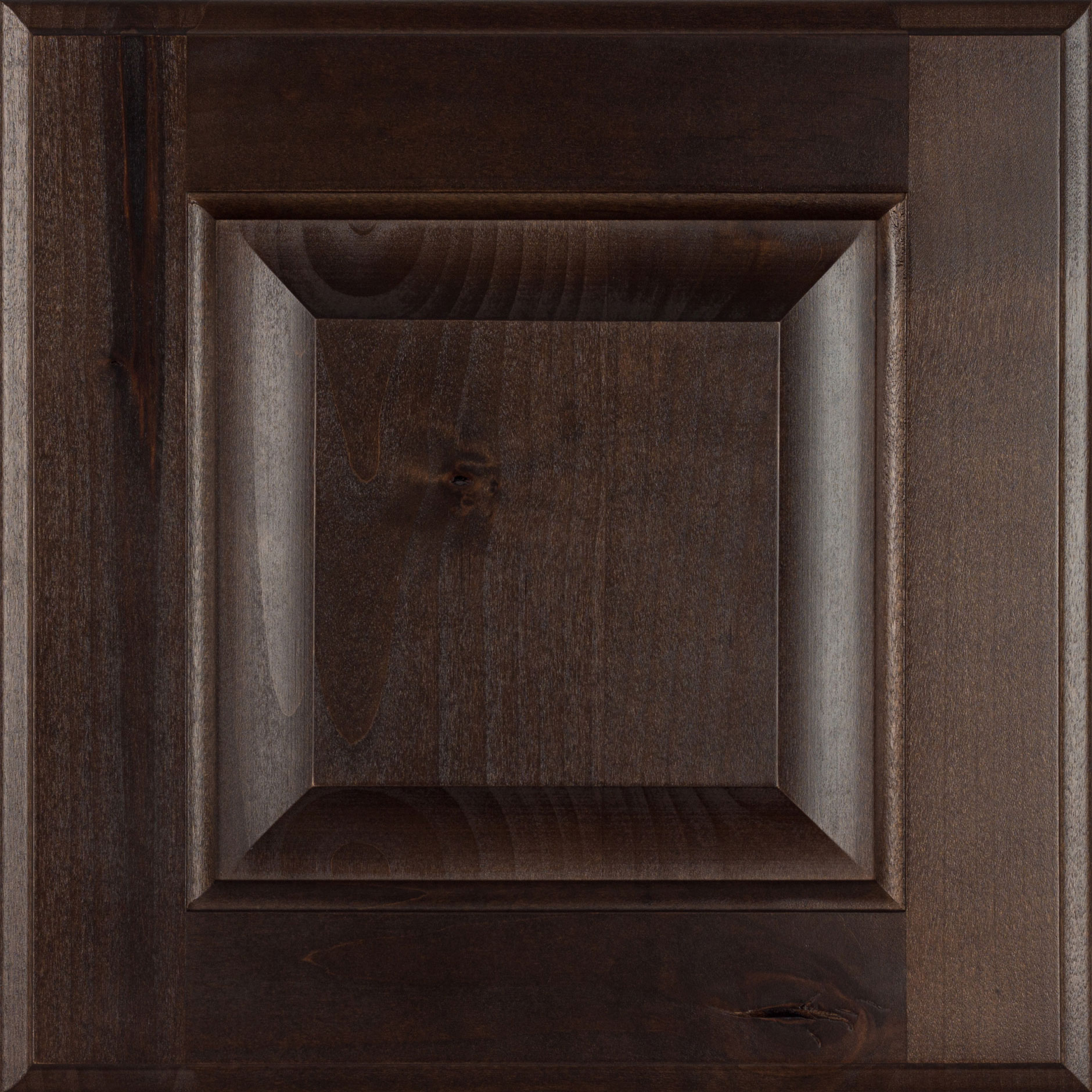 Knotty Maple Kitchen Cabinets: 5-Piece Raised Panel In Knotty Alder Kona