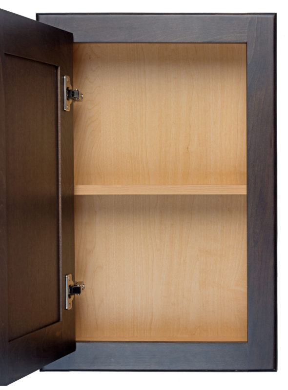 Burrows Cabinets' Medicine Cabinet - Opened
