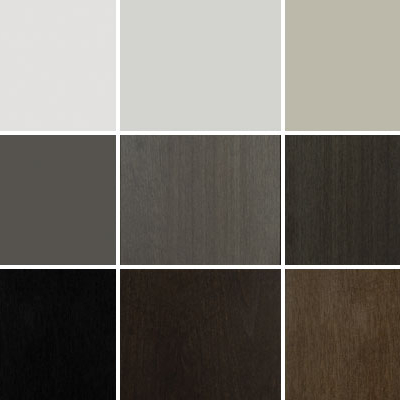 New paint and stain colors Spring 2021