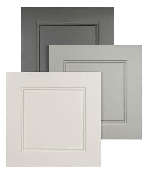 Burrows Cabinets Presidio door style