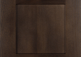 Burrows Cabinets' Shaker in Beech Kona